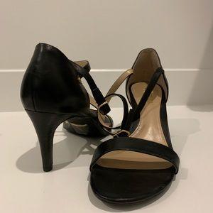 Ralph Lauren Black heels